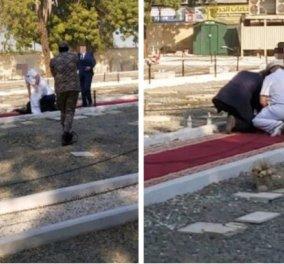 Μακελειό στην Σαουδική Αραβία: Έριξαν χειροβομβίδα σε νεκροταφείο - 1 Έλληνας ανάμεσα στους τραυματίες (φωτό)  - Κυρίως Φωτογραφία - Gallery - Video