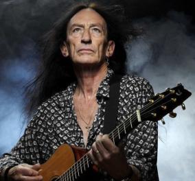 Κεν Χένσλεϊ: Πέθανε ο θρύλος των Uriah Heep - Σε ηλικία 75 ετών (φωτό) - Κυρίως Φωτογραφία - Gallery - Video