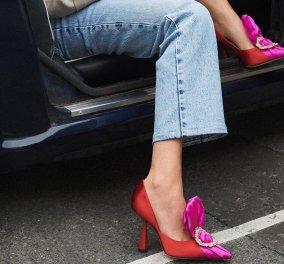 Jimmy Choo: Τα γοβάκια που έκανε διάσημα η Carrie Bradshaw πριν από 20 χρόνια πιο ανανεωμένα & θηλυκά από ποτέ - Μικρά έργα τέχνης (φωτό- βίντεο) - Κυρίως Φωτογραφία - Gallery - Video