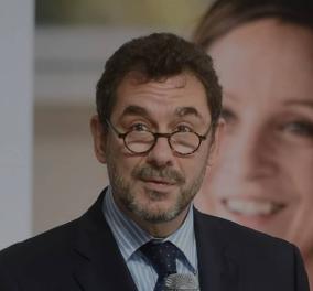 Η ανωτερότητα του Άλμπερτ Μπουρλά CEO της Pfizer: Έδωσε συγχαρητήρια στην Moderna για το νέο εμβόλιο που ανακοίνωσε  - Κυρίως Φωτογραφία - Gallery - Video