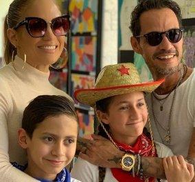 Μεγάλωσαν & δεν πήραν τίποτα από την μαμά τους τα δίδυμα της Jennifer Lopez- Ίδια ο Marc Anthony (βίντεο)  - Κυρίως Φωτογραφία - Gallery - Video