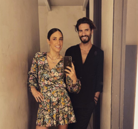 Ραφαέλα Ψαρρού: Η πανέμορφη σύζυγος του GNTM coach, Γιώργου Καράβα σε αποκαλυπτική συνέντευξη - Αν δεν ήθελα να έχει κατακτήσεις, θα παντρευόμουν άσχημο - Κυρίως Φωτογραφία - Gallery - Video