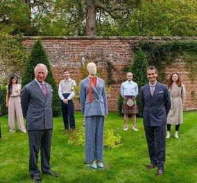 Fashion designer ο πρίγκιπας Κάρολος: Collection ρούχων φέρει την υπογραφή του – Η συνεργασία με τον Yoox Net-a-Porter (Φωτό & Βίντεο)  - Κυρίως Φωτογραφία - Gallery - Video