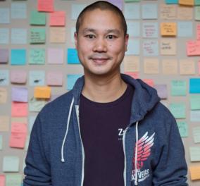 Ξαφνικός θάνατος στα 46 για τον ιδρυτή της Zappos - Σοκ στον επιχειρηματικό κόσμο για τον genius απόφοιτο του Xάρβαρντ  - Κυρίως Φωτογραφία - Gallery - Video