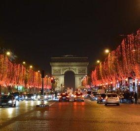 Champs Elysées: Στην ωραιότερη Λεωφόρο άναψαν τα Χριστουγεννιάτικα λαμπιόνια – Η Πόλη του φωτός βάζει τα καλά της (Φωτό & Βίντεο)  - Κυρίως Φωτογραφία - Gallery - Video