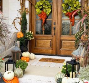 #Pumpkin: Οι πιο εντυπωσιακές κολοκύθες του Instagram, για την πιο εύκολη & φθηνή διακόσμηση της εποχής στα σπίτια μας - Πορτοκαλί θύελλα (φωτό) - Κυρίως Φωτογραφία - Gallery - Video
