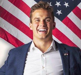 25 ετών & μοιάζει με μοντέλο για διαφήμιση οδοντόπαστας: Ο νεότερος γερουσιαστής στην ιστορία των ΗΠΑ (φωτό- βίντεο) - Κυρίως Φωτογραφία - Gallery - Video