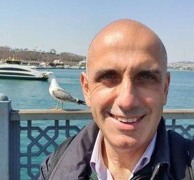 Μανώλης Κωστίδης με κορωνοϊό: Ένιωθα άτρωτος,  έχω πάει σε πόλεμο στο Ιράκ, στη Συρία & δεν φοβήθηκα – Τώρα πάρα πολύ (Φωτό & Βίντεο)  - Κυρίως Φωτογραφία - Gallery - Video