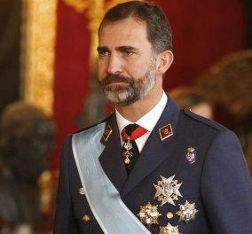 Σε καραντίνα δέκα ημερών ο βασιλιάς Φίλιππος της Ισπανίας - Ήρθε σε επαφή με κρούσμα (Φωτό)  - Κυρίως Φωτογραφία - Gallery - Video