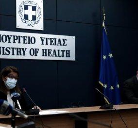Κορωνοϊός - Νίκος Χαρδαλιάς: Οι επόμενες ημέρες θα είναι εξαιρετικά κρίσιμες - Παπαευαγγέλου: Μπορεί να χρειαστούν & άλλα lockdown (βίντεο) - Κυρίως Φωτογραφία - Gallery - Video