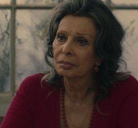 """Το come back της Σοφία Λόρεν στα 86 της- Πρωταγωνίστρια στο δράμα του Netflix """"The life ahead"""" με σκηνοθέτη τον γιο της (φωτό- βίντεο) - Κυρίως Φωτογραφία - Gallery - Video"""