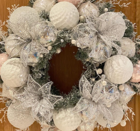 Xριστουγεννιάτικα στεφάνια για να διακοσμήσετε κάθε γωνία του σπιτιού - Από μπάλες και γιρλάντες έως λουλούδια και φελλούς! (Φωτό) - Κυρίως Φωτογραφία - Gallery - Video