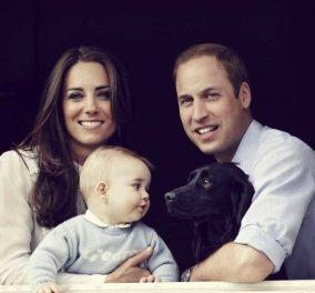Θλίψη στην οικογένεια του πρίγκιπα Γουίλιαμ και της Κέιτ Μίντλετον - Αποχαιρέτισαν τον αγαπημένο τους σκύλο, Λούπο, που πέθανε (Φωτό)  - Κυρίως Φωτογραφία - Gallery - Video