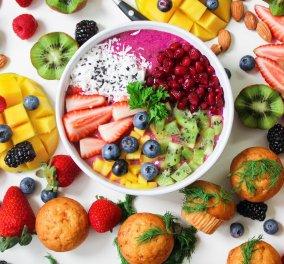 Φρούτα στην διατροφή: Κάθε πότε πρέπει να τα τρώμε & Γιατί; - Οι ιδανικές ώρες κατανάλωσης  - Κυρίως Φωτογραφία - Gallery - Video