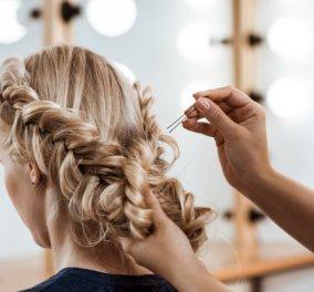 Με αυτά τα γρήγορα χτενίσματα θα προσθέσεις στυλ στα μαλλιά σου στο λεπτό - Γρήγορα χτενίσματα μέσα στο σπίτι  - Κυρίως Φωτογραφία - Gallery - Video