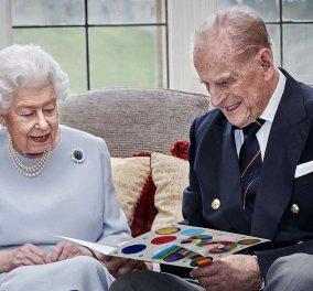 Αυτό είναι το νέο πορτραίτο της βασίλισσας Ελισάβετ & του πρίγκιπα Φίλιππου: Κλείνουν 73 χρόνια γάμου (φωτό) - Κυρίως Φωτογραφία - Gallery - Video
