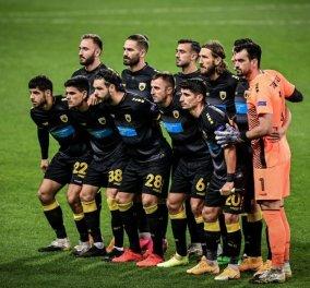 Θετικοί στον Covid-19 6 παίκτες της ΑΕΚ - Μάνταλος, Σβάρνας, Σάκχοφ, Χνιντ - Κυρίως Φωτογραφία - Gallery - Video