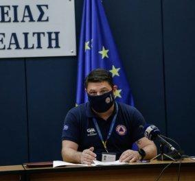 Κορωνοϊός - Νίκος Χαρδαλιάς: Περιορισμός μετακινήσεων μετά τις 9 το βράδυ, από την Παρασκευή - Οι εξαιρέσεις (βίντεο) - Κυρίως Φωτογραφία - Gallery - Video