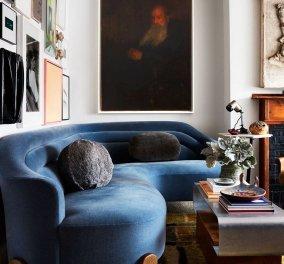 Μικρό στο μέγεθος - μεγάλο στο στυλ: Ένα νεοϋορκέζικο διαμέρισμα σας δίνει ιδέες για να μετατρέψετε το μικρό σας σπίτι σε σύμβολο αισθητικής (φώτο) - Κυρίως Φωτογραφία - Gallery - Video