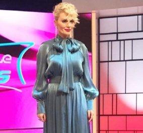 Τα λαμέ φουστάνια της γιορτής, της Μαρίας Μπακοδήμου, της Έλενας Χριστοπούλου & τα μαύρα μικρά φορέματα της Ιωάννας Μαλέσκου & της Κατερίνας Καινούργιου (φώτο) - Κυρίως Φωτογραφία - Gallery - Video