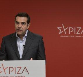 Αλ. Τσίπρας για την επέτειο δολοφονίας του Αλ. Γρηγορόπουλου: Χρέος μας να χτίσουμε την Ελλάδα της γενιάς του (Φωτό)  - Κυρίως Φωτογραφία - Gallery - Video