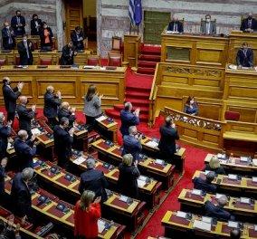 """Ψηφίστηκε από την ολομέλεια της Βουλής ο προϋπολογισμός για το 2021- Με 158 """"ναι"""" (βίντεο) - Κυρίως Φωτογραφία - Gallery - Video"""