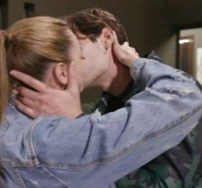 GNTM: Η Μαριαγάπη φεύγει & ο έρωτας του Αιμιλιάνο φουντώνει -Το φιλί του on camera (Βίντεο)  - Κυρίως Φωτογραφία - Gallery - Video