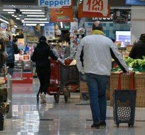 Ανοιχτά σούπερ μάρκετ και καταστήματα: Ποιο είναι το ωράριο λειτουργίας μέχρι την Πρωτοχρονιά; - Κυρίως Φωτογραφία - Gallery - Video