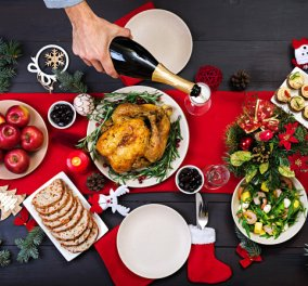 Δρ. Δημήτρης Γρηγοράκης: Πως να αποφύγετε τις εορταστικές διατροφικές υπερβολές - Δείτε όλα τα tips - Κυρίως Φωτογραφία - Gallery - Video