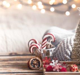 Ο Σπύρος Σούλης προτείνει: 3 Χριστουγεννιάτικα αρωματικά χώρου που μπορείτε να φτιάξετε μόνοι σας - Και το σπίτι θα μοσχοβολήσει - Κυρίως Φωτογραφία - Gallery - Video
