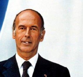 Τηλεοπτικές συνεντεύξεις του μεγάλου φιλέλληνα κορυφαίου Ευρωπαίου πολιτικού ηγέτη Valéry Giscard d' Estaing: «Κοιτάξτε με στα μάτια» (βίντεο)  - Κυρίως Φωτογραφία - Gallery - Video