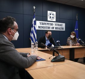 """Κορονοϊός: Μείωση των κρουσμάτων - Στο """"κόκκινο"""" Θεσσαλονίκη & Δυτική Αττική - Τα μέτρα αποδίδουν  - Κυρίως Φωτογραφία - Gallery - Video"""
