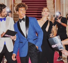 GNTM 3: Μεγάλος Νικητής o Ηρακλής Τσουζίνοφ με τα μπλε μάτια & το μελαμψό δέρμα – Τρίτο ήρθε το φαβορί ο Αντρέας & δεύτερη – έκπληξη η Παρασκευή (Φωτό & Βίντεο) - Κυρίως Φωτογραφία - Gallery - Video