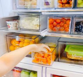 O Σπύρος Σούλης δίνει συμβουλές για αρχάριους - Άσχημη μυρωδιά στο ψυγείο: Διώξτε τη μια για πάντα! - Κυρίως Φωτογραφία - Gallery - Video
