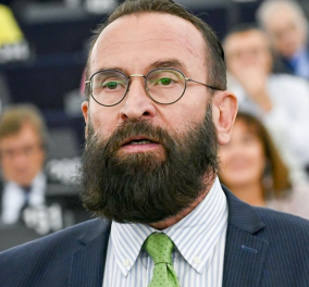 Η συγγνώμη του Ούγγρου Ευρωβουλευτή που συμμετείχε στο διάσημο πάρτι των Βρυξελλών με ναρκωτικά & σεξ - Δεν ξέρω ποιος μου έβαλε χάπι έκσταση  - Κυρίως Φωτογραφία - Gallery - Video