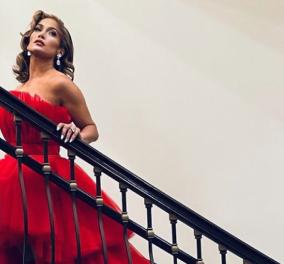 Πως ντύθηκαν και πως μας εύχονται: Από την πιστή στην εικόνα της, Jennifer Lopez έως την φιλόζωη Nicole Kidman (φωτό) - Κυρίως Φωτογραφία - Gallery - Video