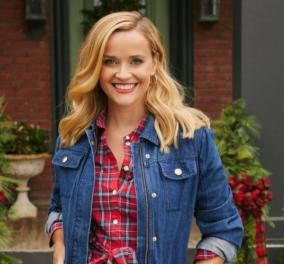 Σαν δυο σταγόνες νερού: Η Reese Witherspoon με matching outfit με την κόρη της Ava - Ξανθιές, πρασινομάτες και οι 2 (φωτό)  - Κυρίως Φωτογραφία - Gallery - Video