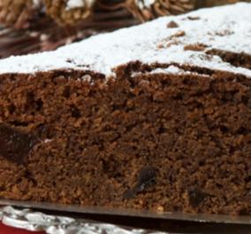 Στέλιος Παρλιάρος: Μας φτιάχνει απίστευτη σοκολατένια Βασιλόπιτα με δαμάσκηνα - Θα ξετρελαθείτε! - Κυρίως Φωτογραφία - Gallery - Video