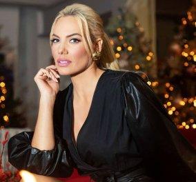 Άι Βασίληδες, δέντρα & δώρα: Το χριστουγεννιάτικο σκηνικό της Γερμανού, Σκορδά, Καινούργιου, Μαλέσκου & της Παπαγεωργίου (Φωτό)  - Κυρίως Φωτογραφία - Gallery - Video