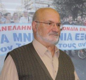 Πέθανε ο δημοσιογράφος και πρώην πρόεδρος της ΠΟΕΣΥ Γιώργος Σαββίδης - Κυρίως Φωτογραφία - Gallery - Video