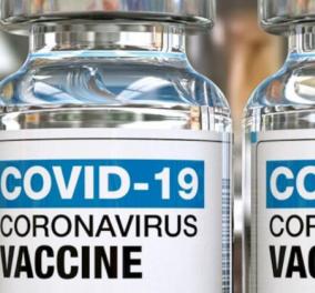 Κορωνοϊός - Ελλάδα: Ξεκινούν αύριο οι εμβολιασμοί - Σακελλαροπούλου, Μητσοτάκης, Τσιόδρας απ΄τους πρώτους που θα το κάνουν - Κυρίως Φωτογραφία - Gallery - Video