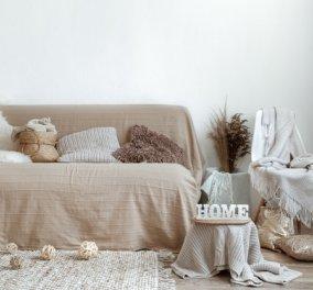 Ο Σπύρος Σούλης μας δίνει ιδέες: 'Ετσι θα φτιάξετε μια ζεστή γωνιά στο σαλόνι σας για τις κρύες μέρες του χειμώνα - Κυρίως Φωτογραφία - Gallery - Video