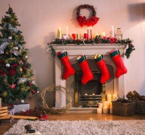 Τα Χριστούγεννα στην Ελλάδα: Παραδόσεις και Συμβολισμοί -  Σε ποιες περιοχές έχουν το φλεγόμενο πουρνάρι, την ασκελετούρα  - Κυρίως Φωτογραφία - Gallery - Video