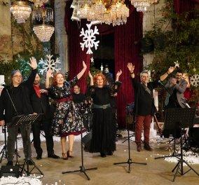 Εντυπωσιακή η εμφάνιση των Karmica στο εορταστικό ΦλΕΡΤ της Νάντιας Κοντογεώργη- Ρεκόρ τηλεθέασης (φωτό) - Κυρίως Φωτογραφία - Gallery - Video
