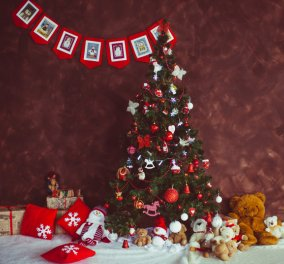 Vintage χριστουγεννιάτικες διακοσμήσεις που είναι και πάλι της μόδας! - Θα δώσουν ένα ζεστό ύφος στο σπίτι σας (φωτό) - Κυρίως Φωτογραφία - Gallery - Video