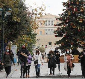 Κορωνοϊός - Ελλάδα: 853 νέα κρούσματα, 491 διασωληνωμένοι, 83 θάνατοι - Κυρίως Φωτογραφία - Gallery - Video
