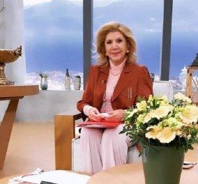 """Η Λίτσα Πατέρα """"το χει""""  & με τη μαγειρική: Η διάσημη αστρολόγος μας δείχνει βήμα-βήμα πώς να φτιάξουμε σπιτικό - ζεστό ψωμάκι (βίντεο) - Κυρίως Φωτογραφία - Gallery - Video"""