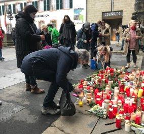Γερμανία- Τραγωδία στο Trier: Το συγκινητικό σημείωμα για τον Έλληνα οδοντίατρο -''Βιργινία, κράτα τον μπαμπά σου σφικτά''  - Κυρίως Φωτογραφία - Gallery - Video