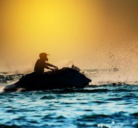 Το τερμάτισε! Άντρας φυλακίστηκε αφού διέσχισε τη θάλασσα της Ιρλανδίας με jet ski για να πάει να δει.... την κοπέλα του εν μέσω Covid! (φωτό) - Κυρίως Φωτογραφία - Gallery - Video