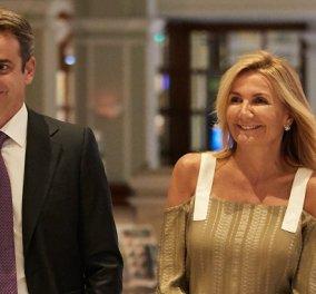 Στις 28 Δεκεμβρίου εμβολιάζονται κατά του covid o Κυριάκος Μητσοτάκης & η σύζυγός του Μαρέβα (βίντεο) - Κυρίως Φωτογραφία - Gallery - Video